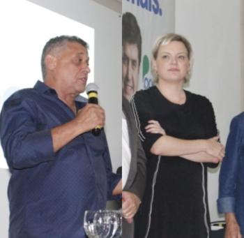 Surpresa, Galo desiste e lança Carol Arns à prefeitura de Curitiba