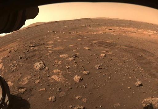 Nasa extrai oxigênio respirável da atmosfera de Marte