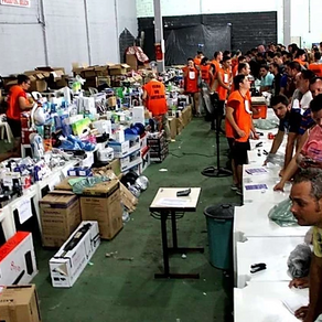 Feira da Partilha 2019 inicia em Paranaguá