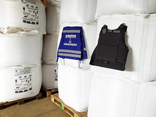 Polícia Civil investiga adulteração em fertilizantes