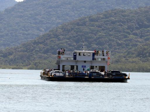 Reunião alinha operação do ferry boat de Guaratuba durante o verão