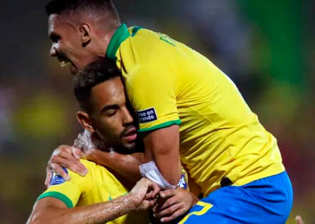 Brasil bate a Argentina por 3 a 0 e conquista vaga olímpica no futebol masculino