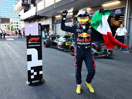 Fórmula 1: Mexicano Sergio Pérez vence GP do Azerbaijão