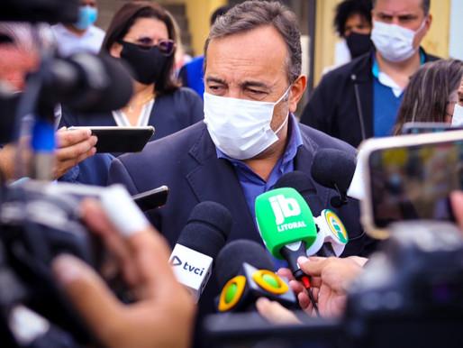 Vacinação de mortos em Paranaguá: Erro de cadastro