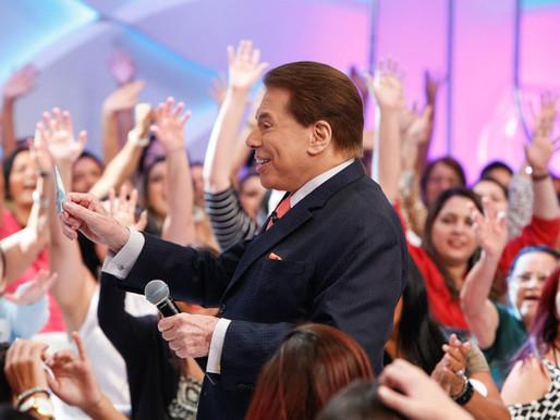 Silvio Santos deixa hospital após diagnóstico de Covid-19