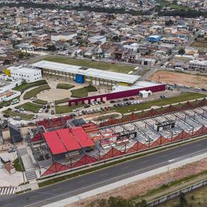 Terminal Tatuquara entra em fase final de construção