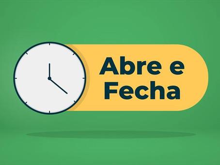 Funcionamento dos serviços no feriado da Independência e da padroeira de Curitiba
