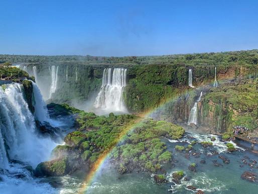 Movimento supera expectativa e aquece turismo em Foz do Iguaçu e Litoral no feriadão