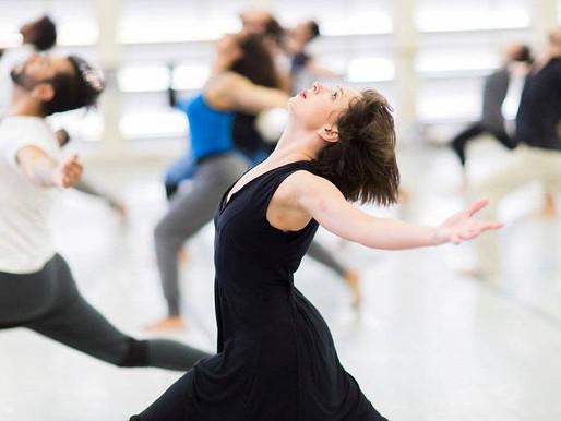 Bailarinos do Teatro Guaíra oferecem oficinas on-line gratuitas