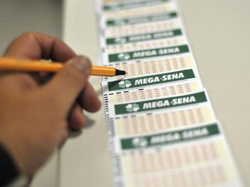 Ninguém acerta as seis dezenas e Mega-Sena vai a R$ 6,5 milhões