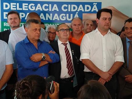 GOVERNO INAUGURA QUARTA DELEGACIA CIDADÃ NO ESTADO