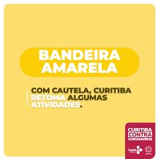 Em bandeira amarela por 92 dias consecutivos, Curitiba flexibiliza regras