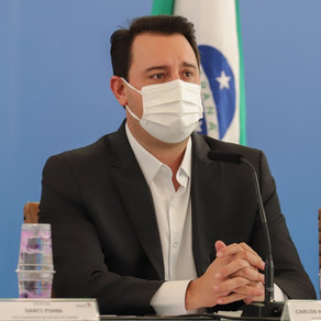 No STF, Ratinho Júnior rebate Bolsonaro sobre medidas de isolamento social