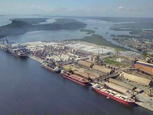 Derrocagem em Paranaguá trará segurança para navegação e meio ambiente no Litoral