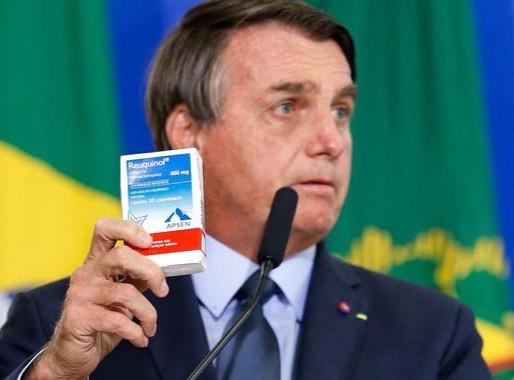 "Justiça Federal proíbe governo Bolsonaro de promover ""kit Covid"""