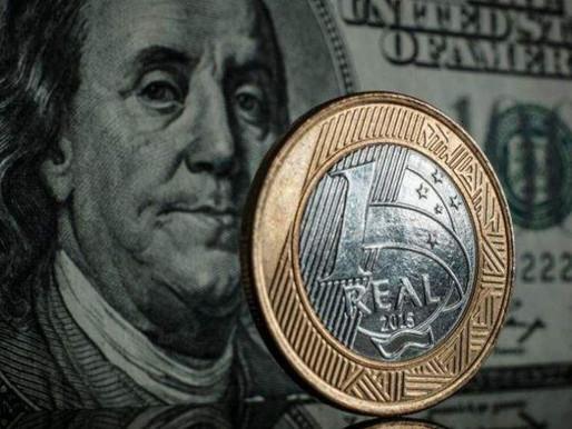 Dólar fecha abaixo de R$ 5,10 pela primeira vez em seis meses
