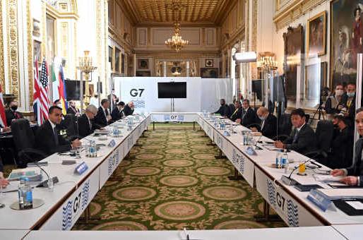 G7 fecha acordo sobre imposto mínimo global para empresas