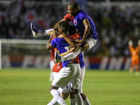 Com premiação aos jogadores, Paraná busca classificação para a terceira fase da Copa do Brasil