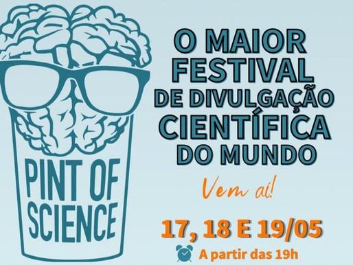 Londrina fará parte do maior festival mundial de divulgação científica