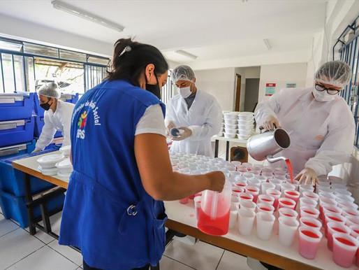 Curitiba prorroga medidas restritivas até quarta-feira
