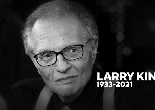 Morre apresentador Larry King aos 87 anos