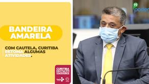 Flexibilizações em relação à Covid em Curitiba preocupam parlamentar