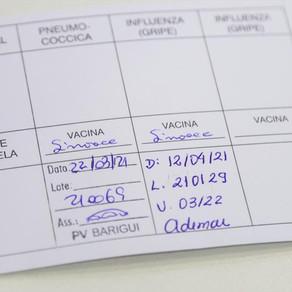 Em Curitiba, 97% dos vacinados voltaram para segunda dose