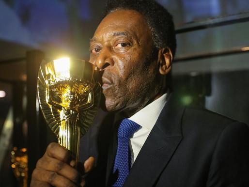 Pelé 80 anos: Vida longa ao rei do futebol