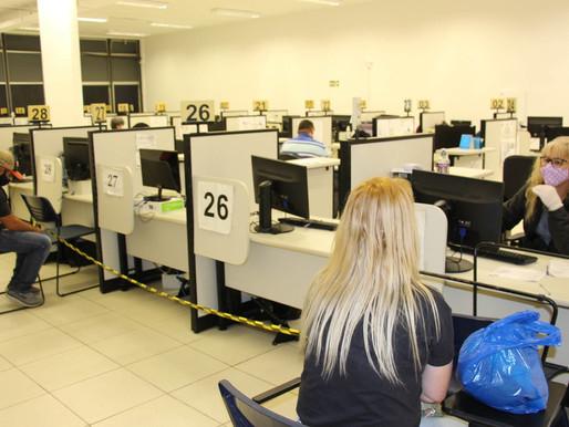 Agências do Trabalhador ofertam mais de 3,5 mil vagas