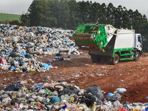 Governador sanciona lei que institui o Plano Estadual de Resíduos Sólidos