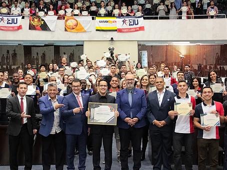 DEPUTADO GALO PARTICIPA DE GRANDE EVENTO DE JOVENS