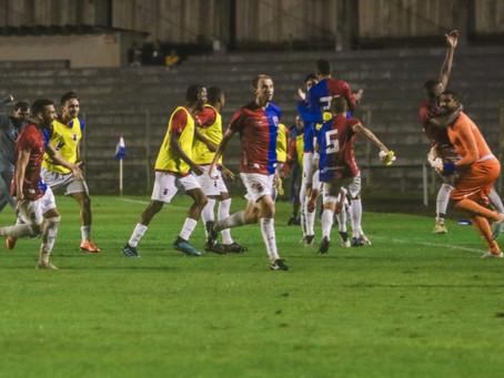 Paraná conquista virada memorável nos acréscimos e avança na Copa do Brasil