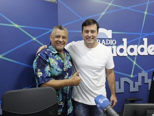 Galo reestreia no rádio, em Curitiba e Paranaguá