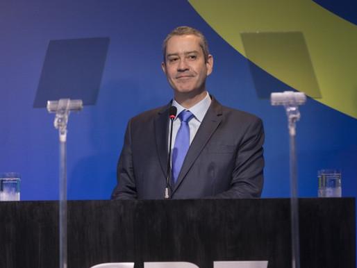 Presidente da CBF é afastado por acusação de assédio sexual