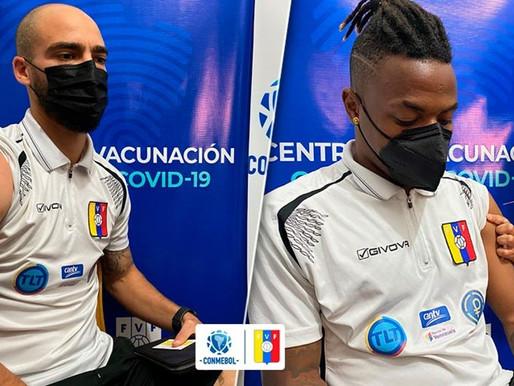 Copa América: Venezuela tem surto de Covid-19 antes da estreia