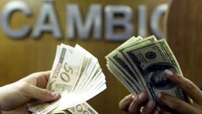 Dólar cai para R$ 5,45, após nova intervenção do Banco Central