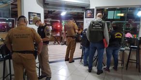 Fiscalização: Estabelecimentos fechados; quase R$ 600 mil em multas