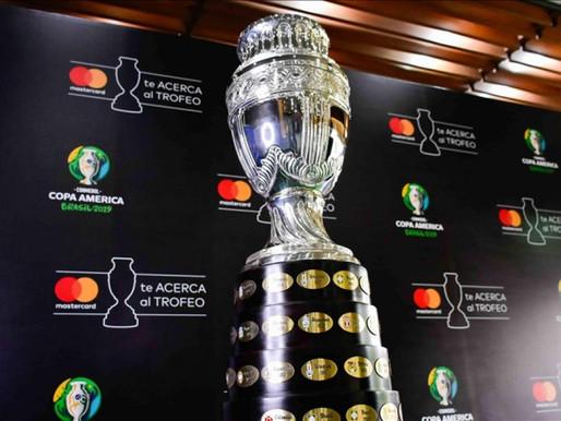 Copa América: Colômbia não sediará mais; apenas Argentina