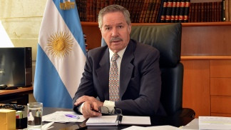 """Argentina permanece no Mercosul"", diz Felipe Solá"