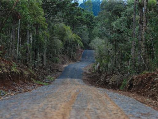 Governo autoriza aplicação de R$ 11,1 milhões para pavimentação de estradas rurais