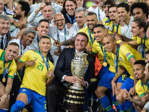 MPF investiga CBF, sedes e patrocinadores da Copa América