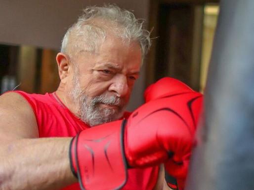 Moro contra Lula