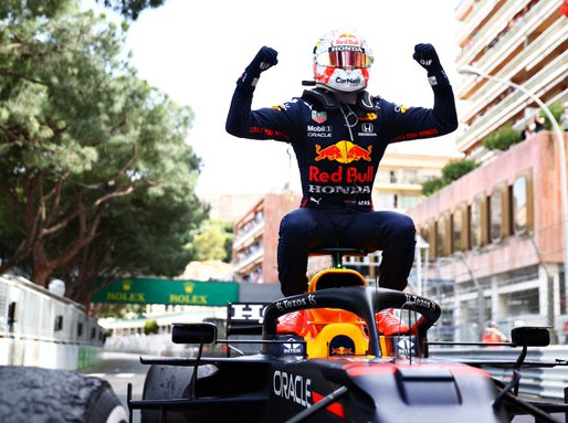 Fórmula 1: Verstappen vence em Mônaco e lidera o campeonato