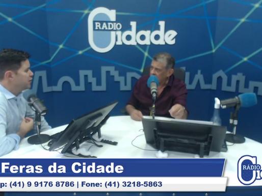 Guto Silva é o convidado do Galo, na Rádio Cidade