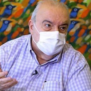 Prefeito Rafael Greca sofre AVC e é internado às pressas em hospital de Curitiba