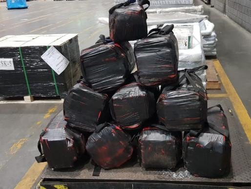 PF deflagra operação contra o tráfico internacional de drogas pelo Porto de Paranaguá