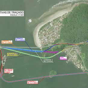 Licitação dos estudos da Ponte de Guaratuba tem nova etapa nesta sexta-feira