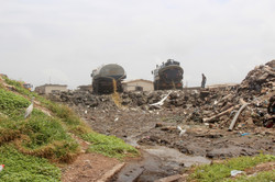Dumping Grounds in Ghana