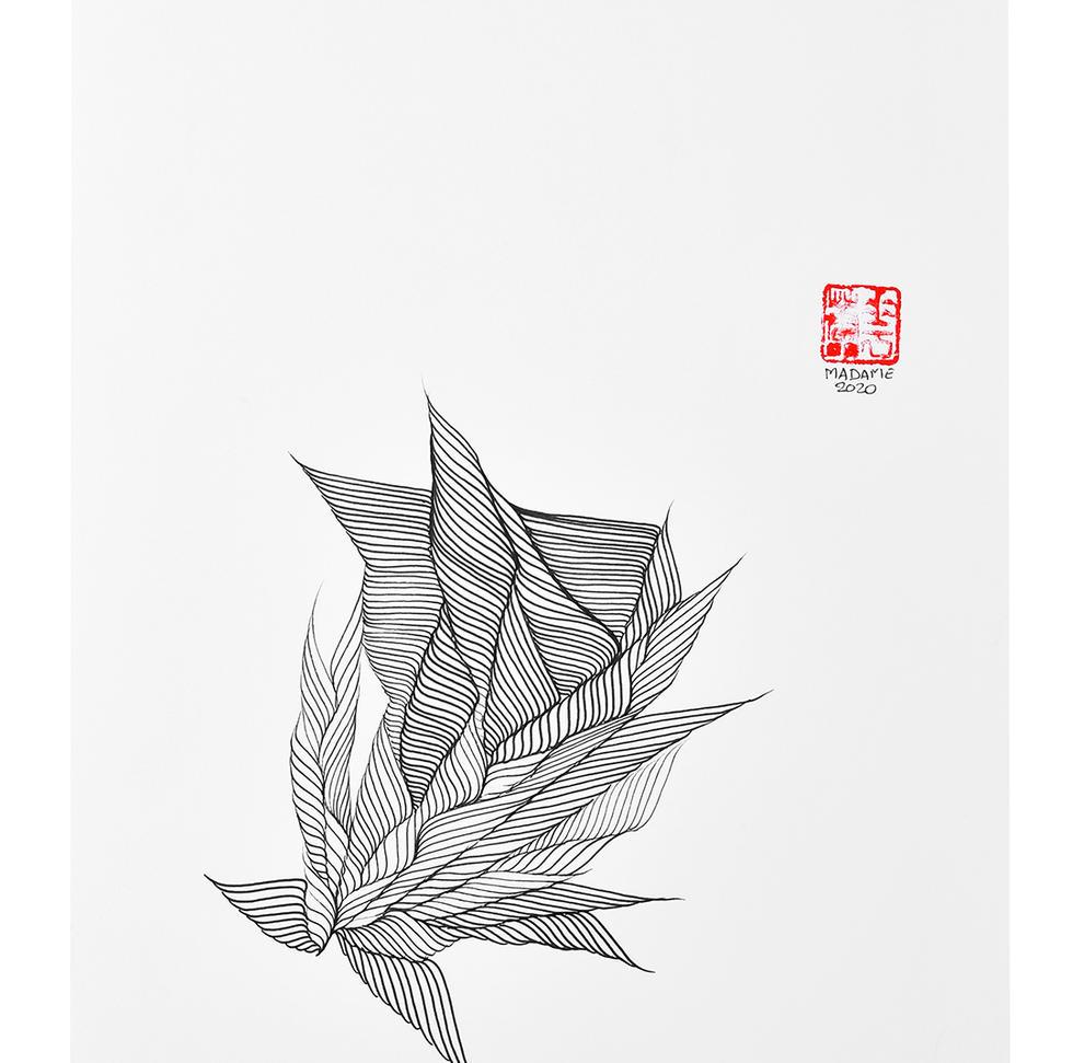 MADAME-MEDITATION-L-036-INK-ON-PAPER-29.7x42-2021.jpg