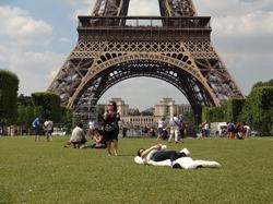 Eiffel Tower - Paris - 2014